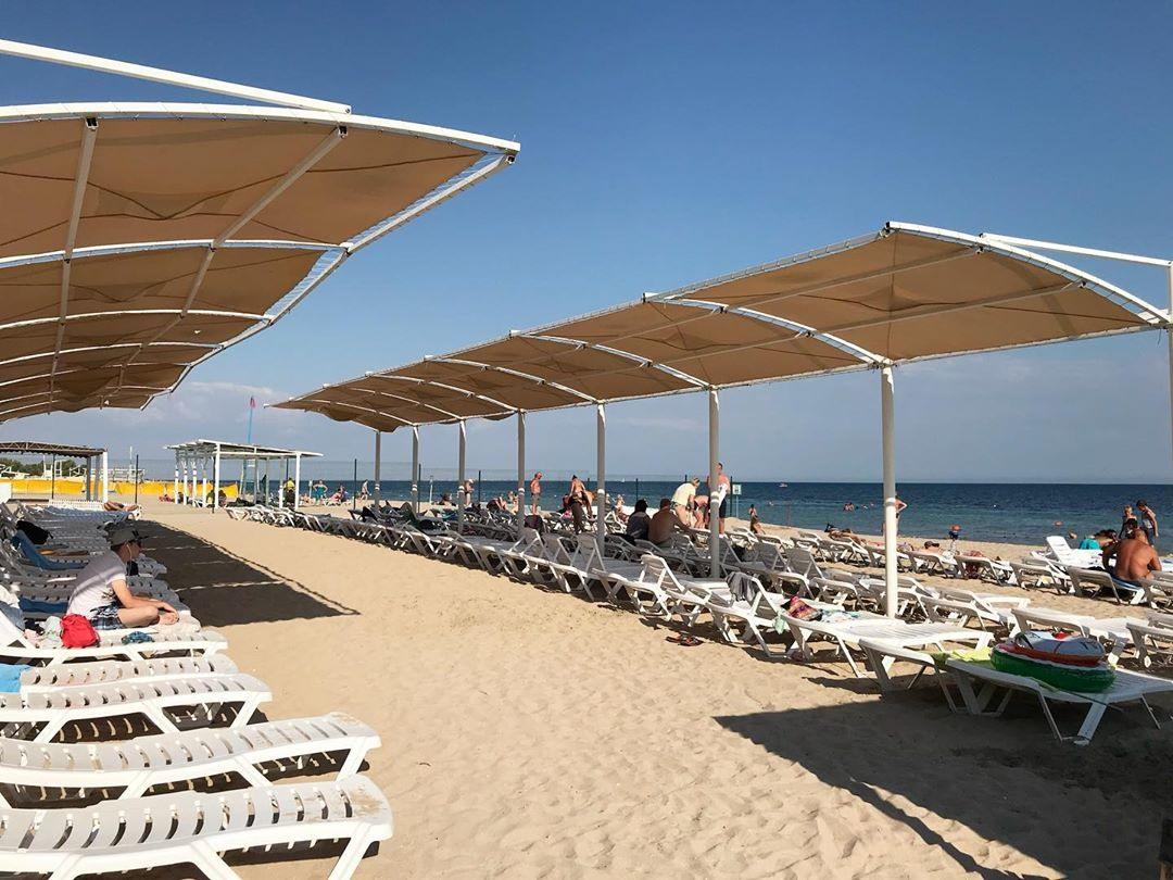 Евпатория самый популярный курорт на Черном море в Крыму