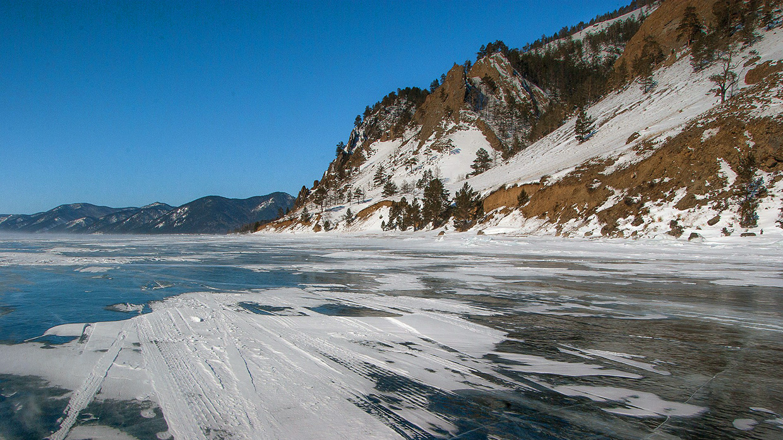 Маршрут туристический Байкал – жемчужина Сибири