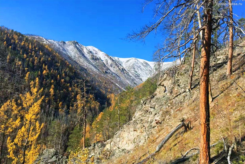 Забайкальский национальный парк что посетить на Байкале