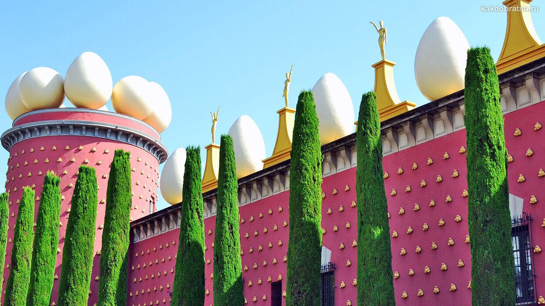 Как добраться из Барселоны в Музей Сальвадора Дали в Фигерасе