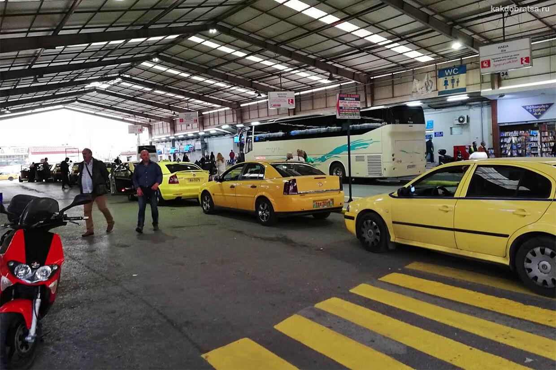 Автовокзал Афин междугородний как добраться