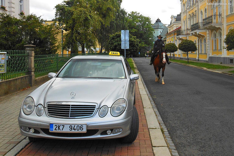 Франтишковы Лазне такси трансфер из Праги и аэропорта