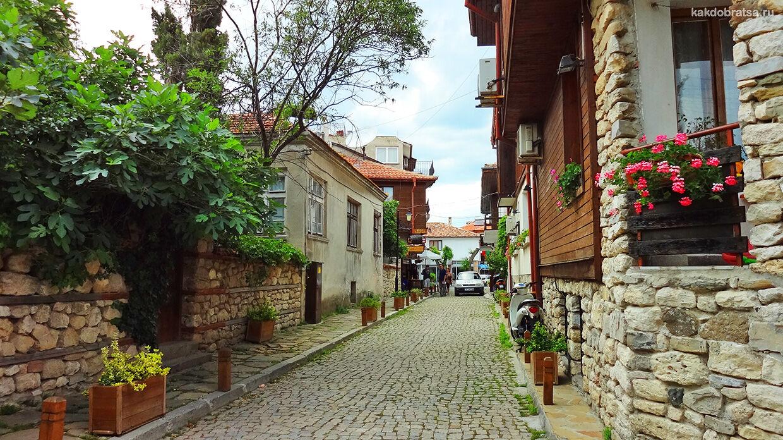 Как добраться из Бургаса в Несебр