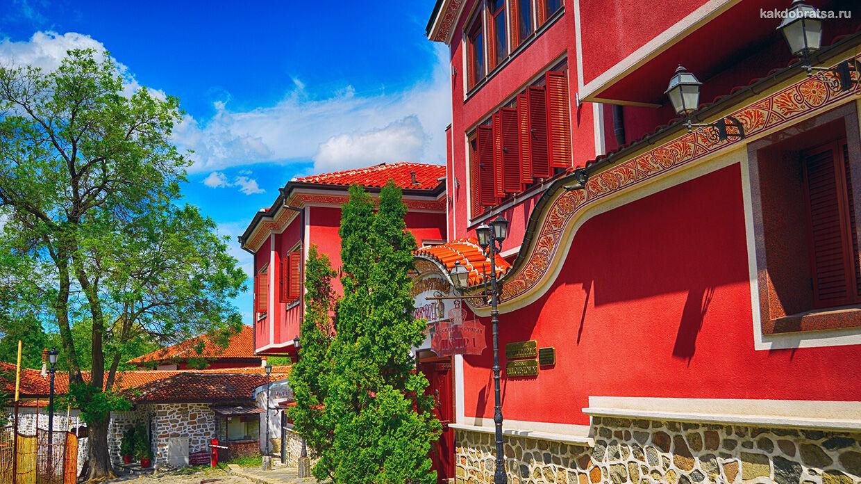 Как добраться из Бургаса в Пловдив