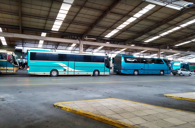 Автовокзал Афин Терминал А Кифису