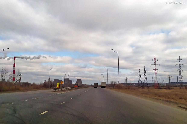 Дорога в Казань М7