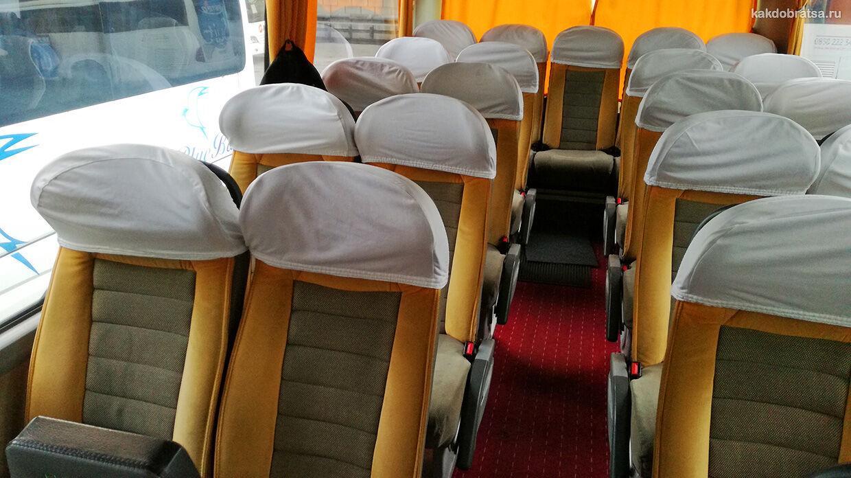 Трабзон Сочи автобус