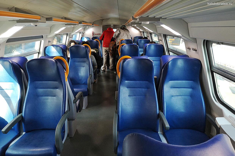 Поезд до озера Маджоре