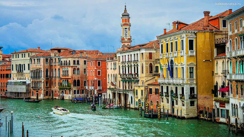 Как добраться из Местре в Венецию