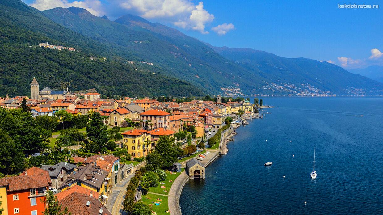 Как добраться из Милана до озера Маджоре