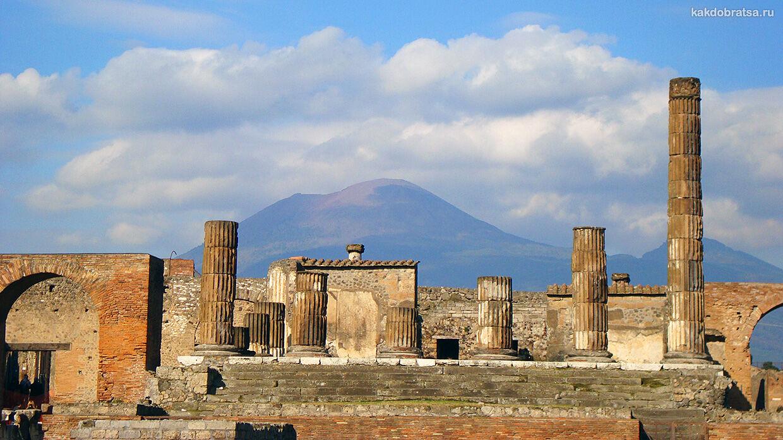 Как добраться из Неаполя до Везувия самостоятельно