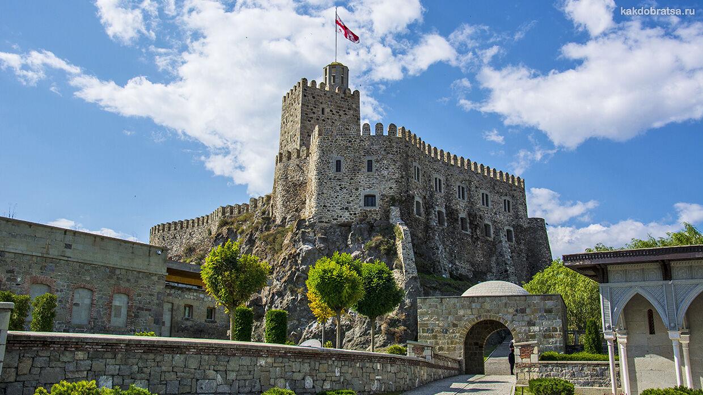 Как добраться до крепости Рабат в Ахалцихе (Грузия)