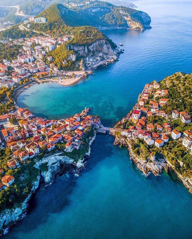 Амасра интересный город в Турции на Черном море