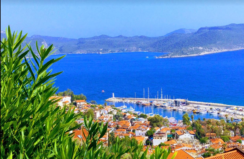 Каш самый красивый приморский город Турции