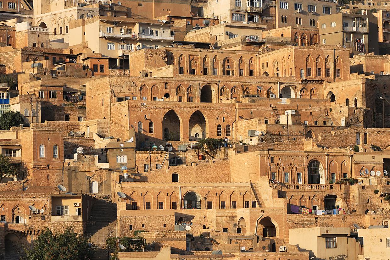 Мардин самый интересный старинный город Турции