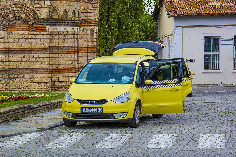 Такси трансфер в Созополь и Несебр
