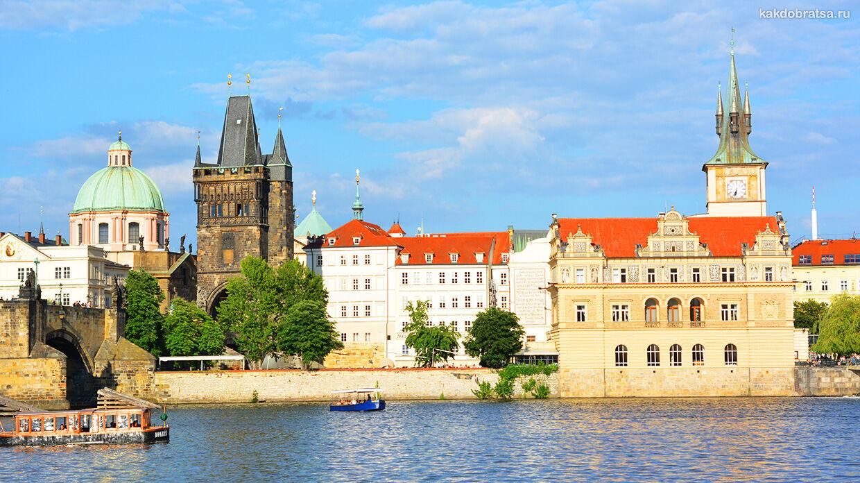 Туры из Москвы в Чехию
