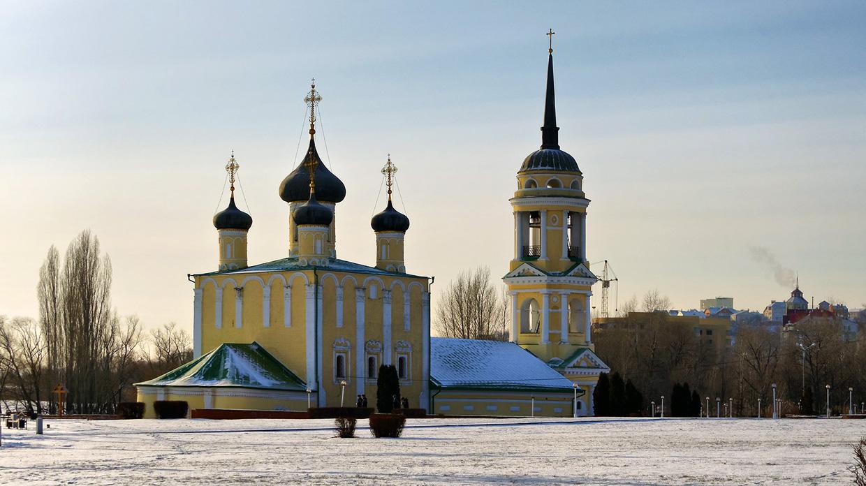 Как добраться из Казани в Воронеж