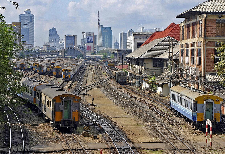Бангкок Пхукет поезд