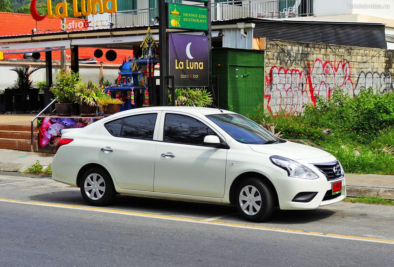 Бангкок Пхукет на автомобиле