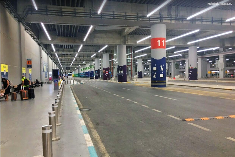 Аэропорт Стамбула автовокзал