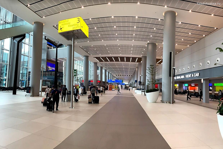 Аэропорт Стамбула аренда авто