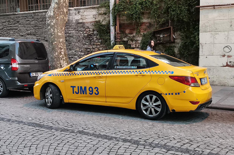 Такси трансфер из аэропорта Стамбула недорого