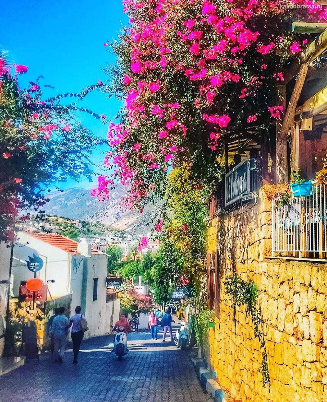 Самый красивый городок Турции
