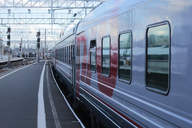 Как добраться из Санкт-Петербурга в Сортавалу поезд
