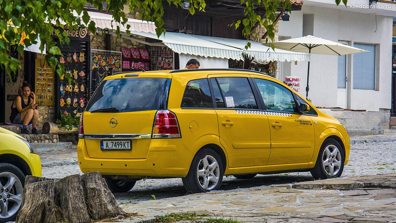 Такси в Бургасе цены и как заказать