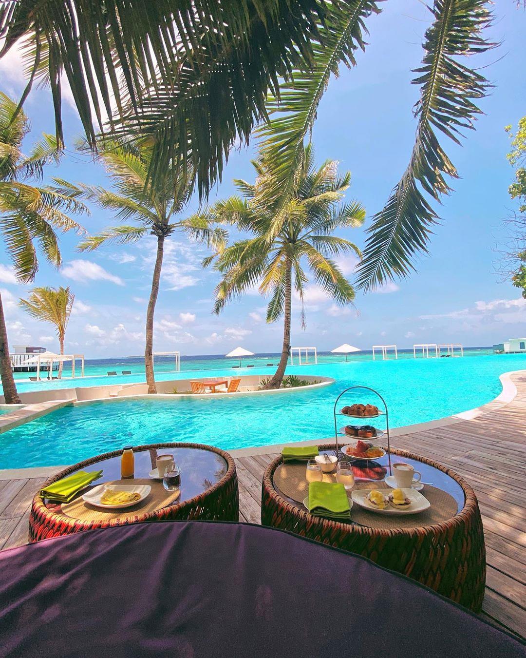 Amilla Maldives Resort & Residences лучший отель на Мальдивах где отдыхал Ди Каприо