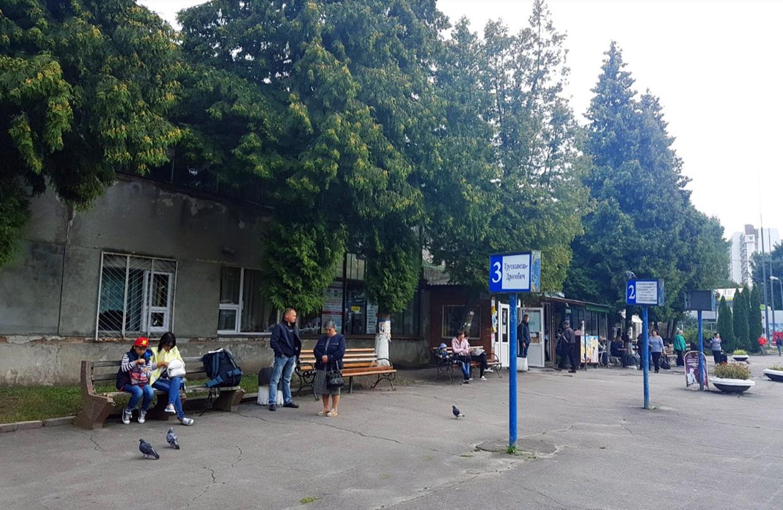 Автовокзал Трускавец маршруты автобусов