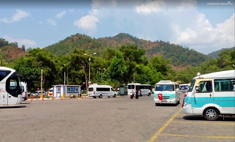 Мармарис автобус