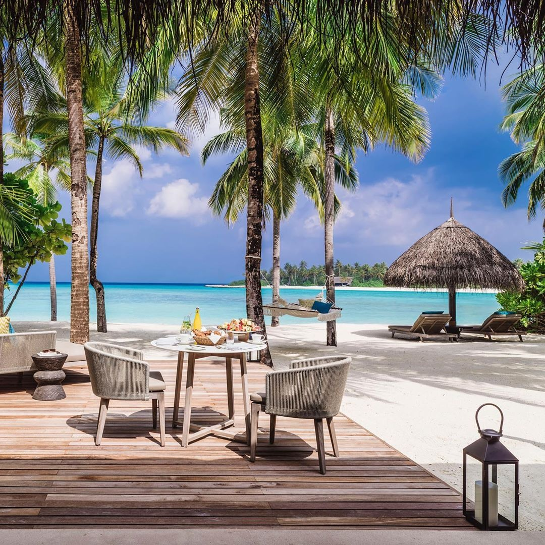 One & Only Reethi Rah отель на Мальдивах где отдыхает Басков и Абрамович