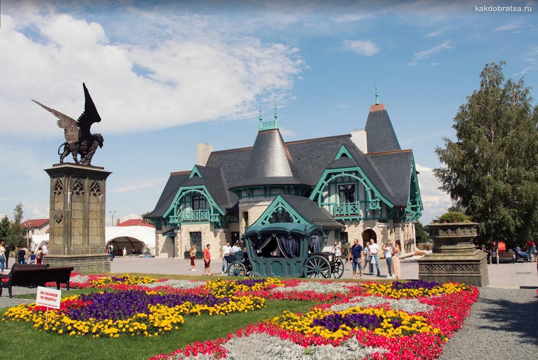 Красивое место для поездок из Тольятти на 1 день