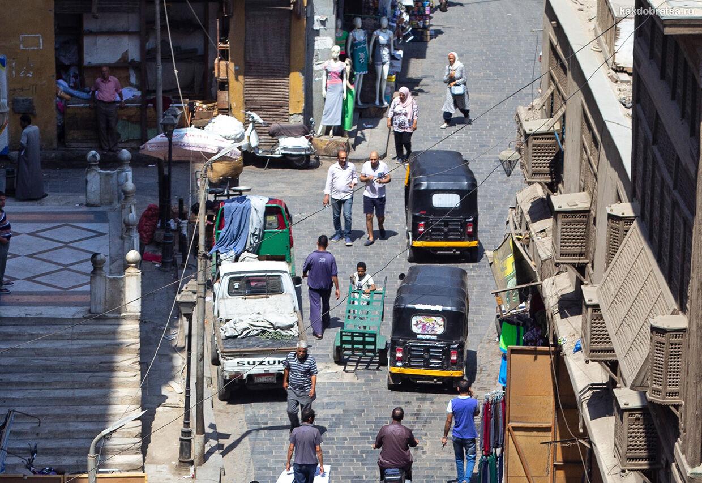 Такси трансфер из аэропорта Каира недорого