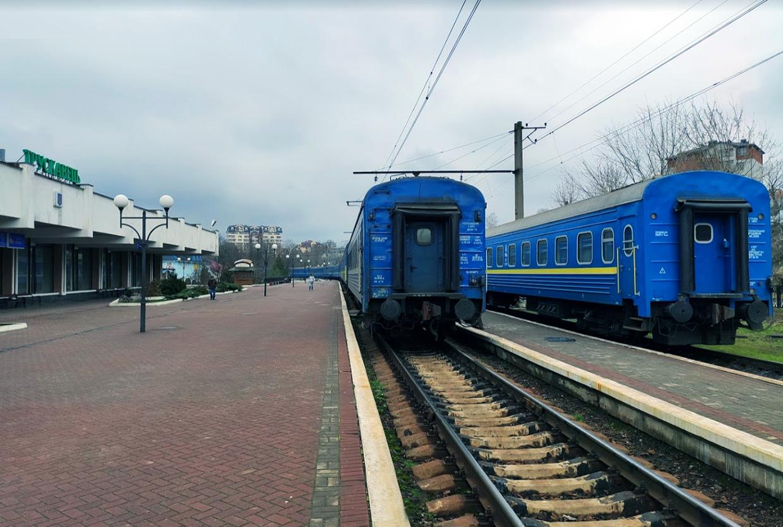 Поезд в Трускавец
