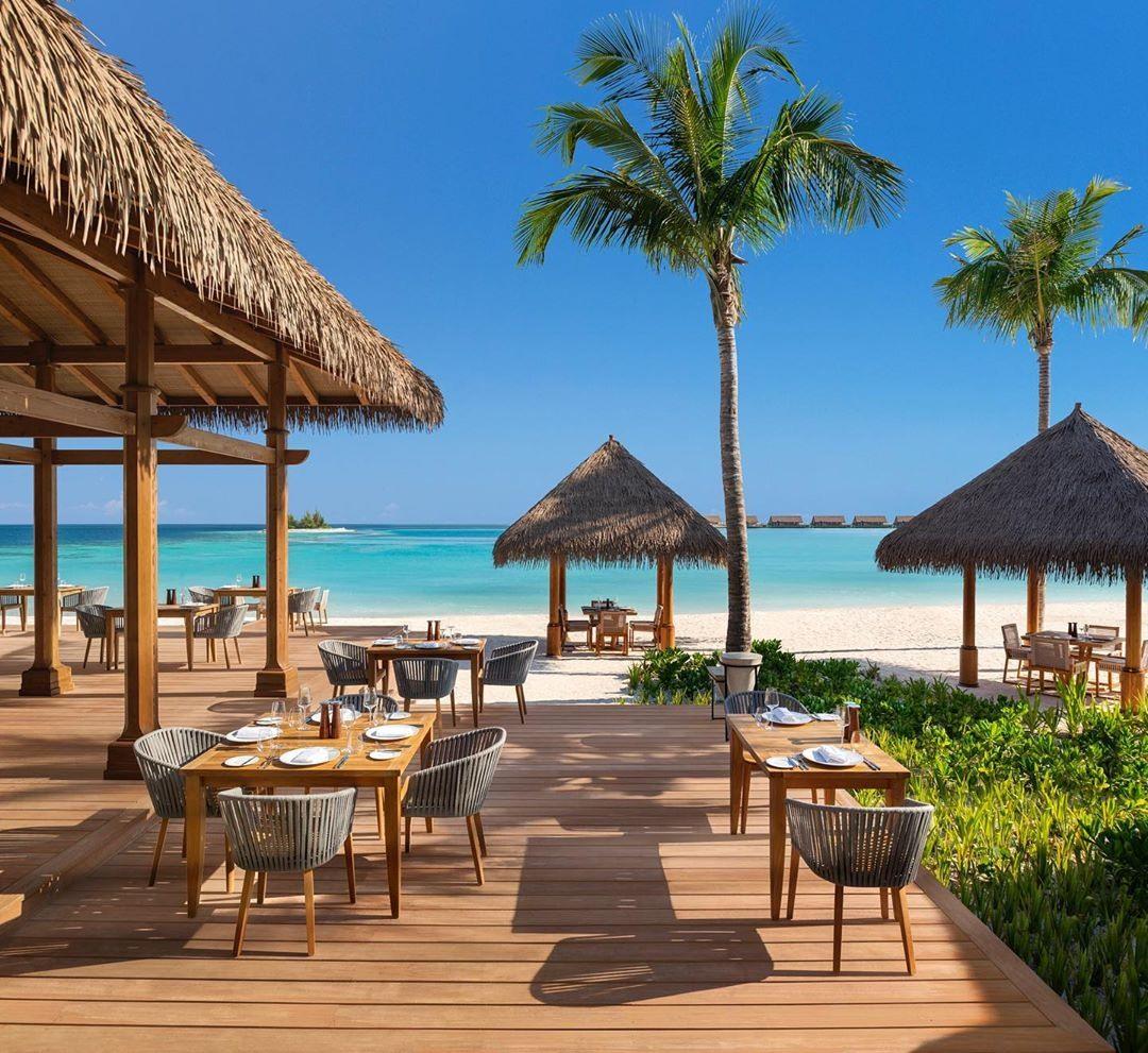 Waldorf Astoria Maldives Ithaafushi отель 5 звезд на Мальдивах