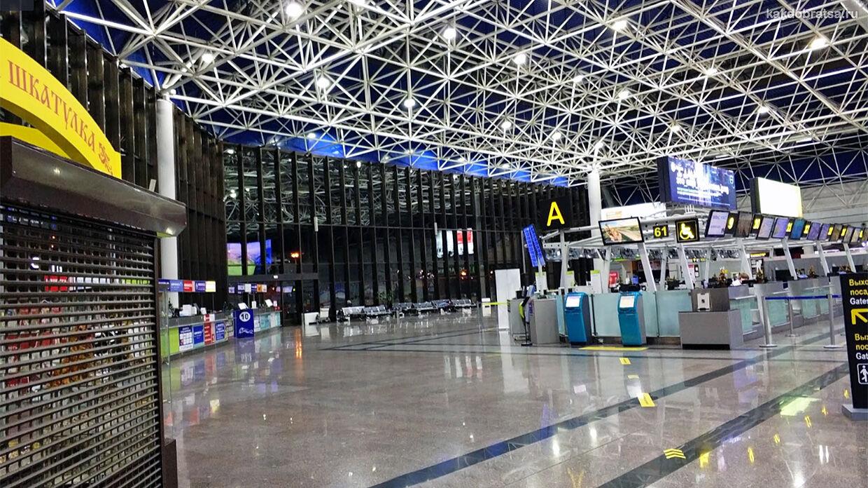Аэропорт Сочи как добраться