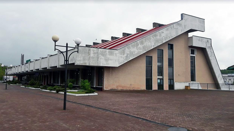 Железнодорожный вокзал Трускавец