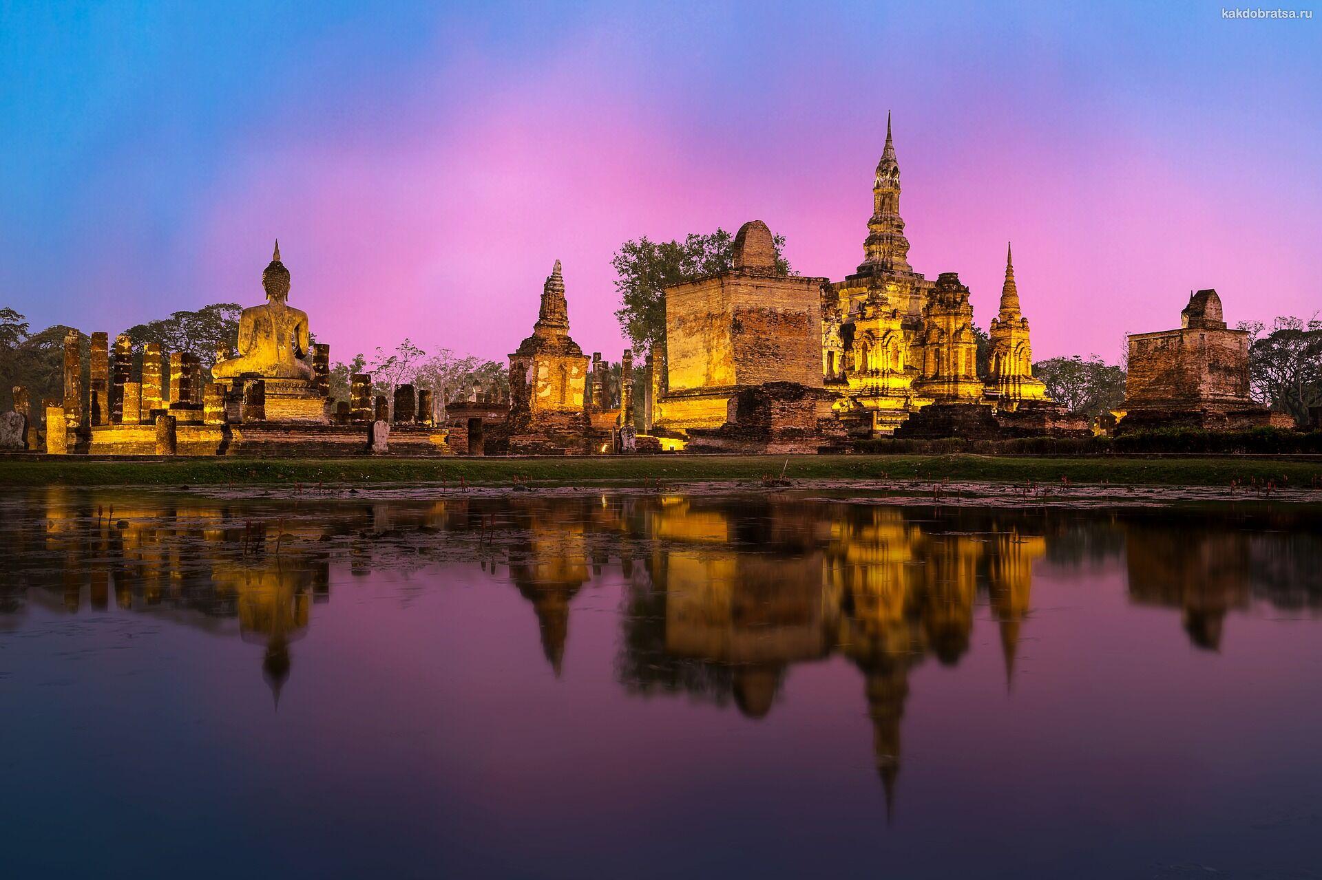 Экскурсия в Аюттайю из Бангкока и Паттайи