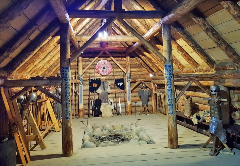 Исторический парк Бастионъ в Карелии