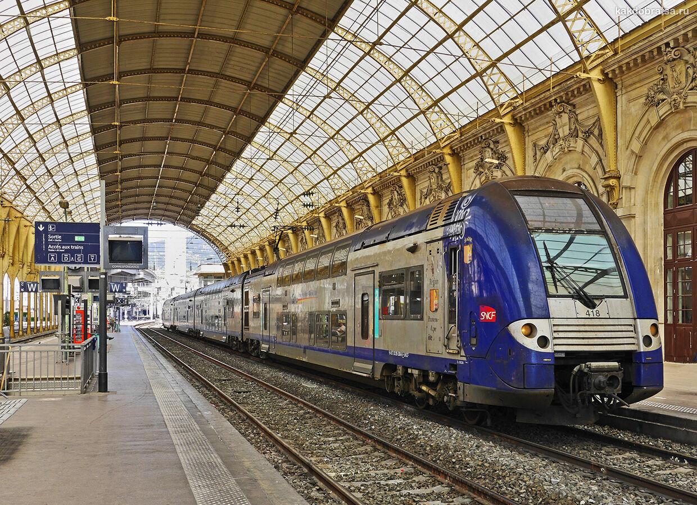Поезд в Куршевель