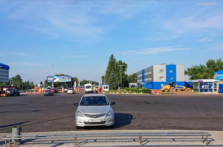 Уфа аренда авто в аэропорту