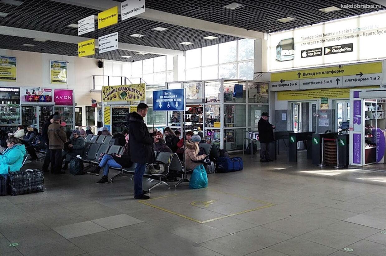 Автовокзал Владивостока расписание, телефон, билеты, адрес
