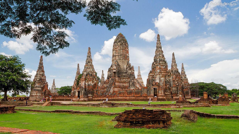 Аюттхая как добраться из Бангкока и Паттайи