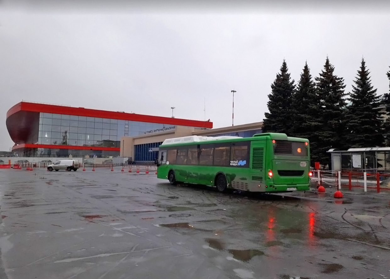 Аэропорт Челябинска как добраться на автобусе дешево