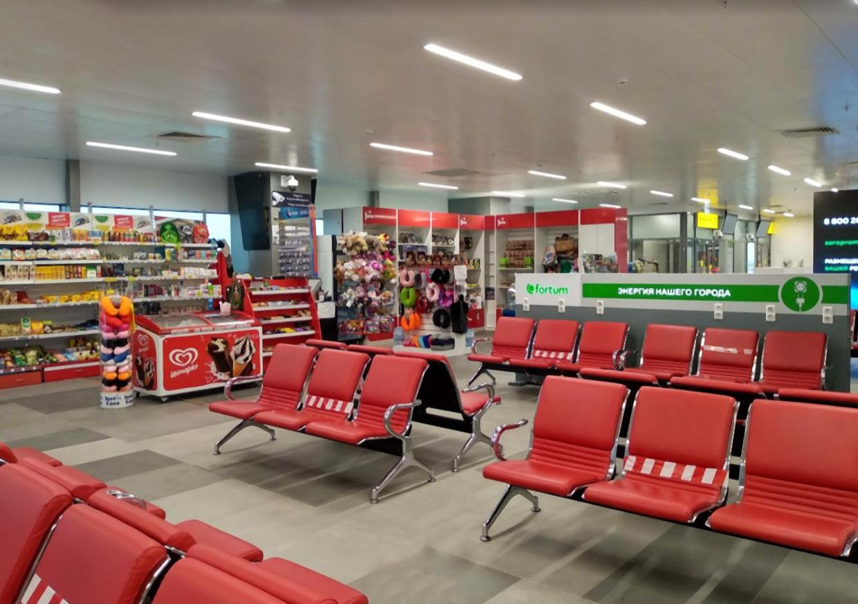 Аэропорт Челябинска терминал