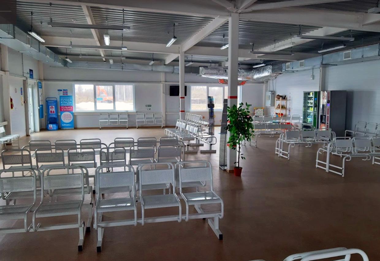 Международный аэропорт Петрозаводск отзыв и обзор