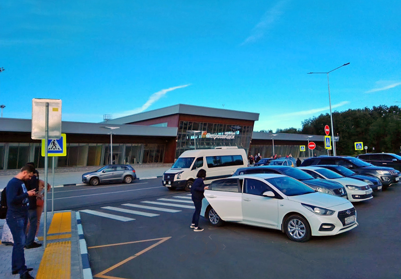 Аэропорт Петрозаводск добраться на автомобиле